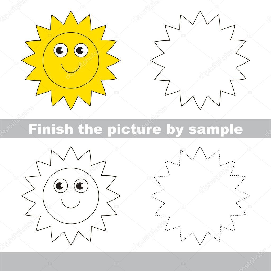Drawings Sun Easy