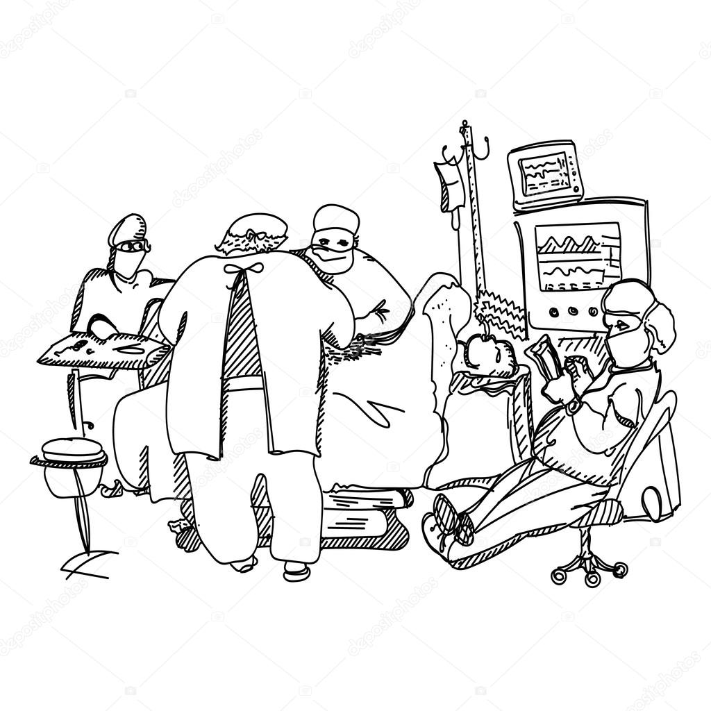 Anesthesiologist Pictures Cartoon