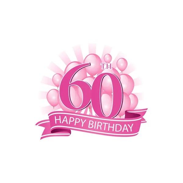 2 199 60th Birthday Vector Images Free Royalty Free 60th Birthday Vectors Depositphotos
