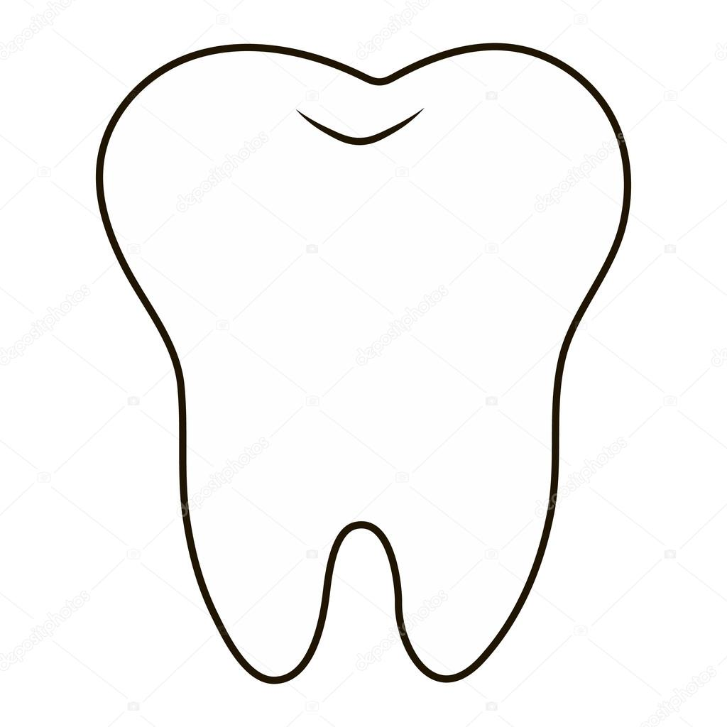 Pictures Tooth Silhouette