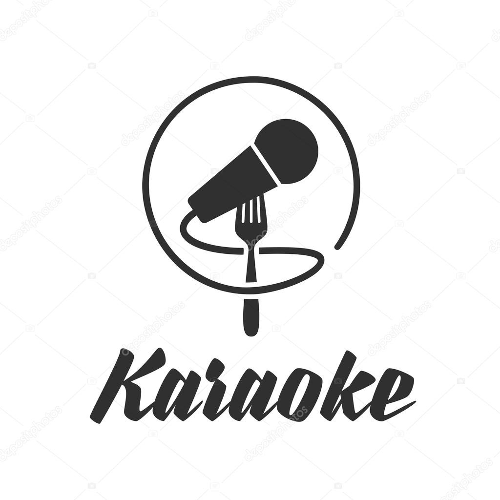 Karaoke Logo Pattern