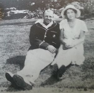 Don and Jessie Bradman in Vancouver – photo courtesy Ric Sissons