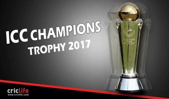 Image result for icc champions trophy 2017 trophy