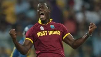 Image result for West Indies captain Carlos Brathwaite  trinidad