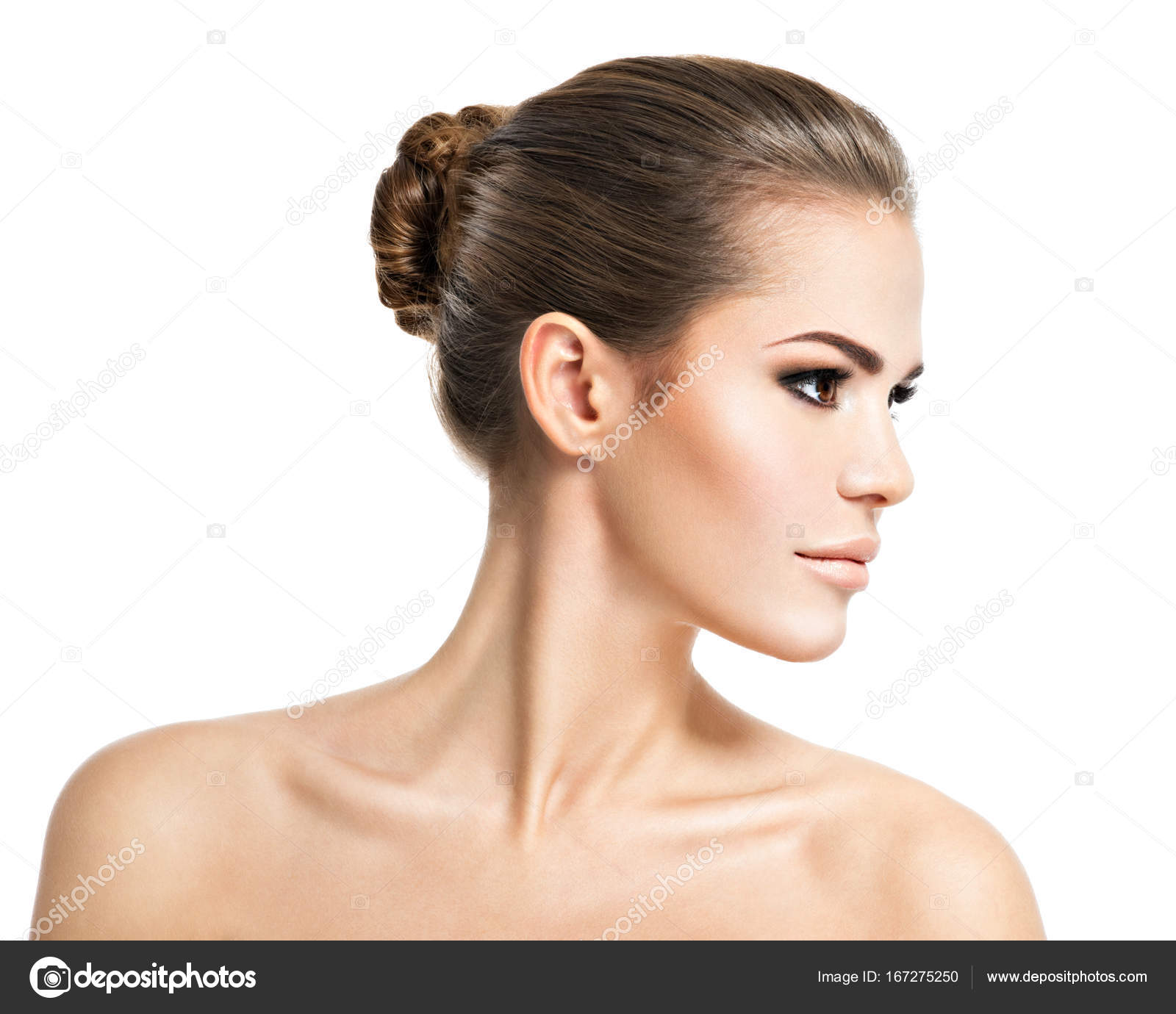 Face Of Young Woman Stock Photo Image By C Valuavitaly 167275250