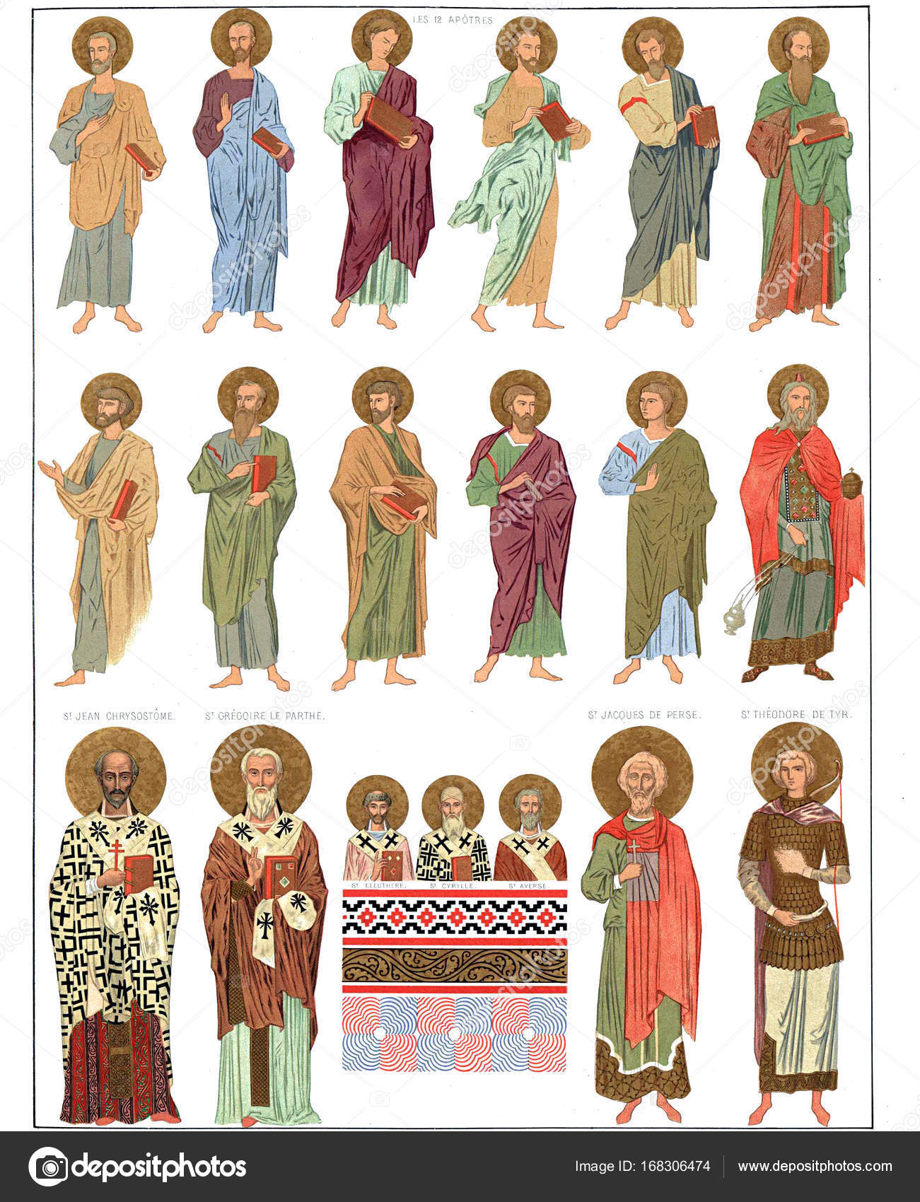 Imagenes Los 12 Apostoles