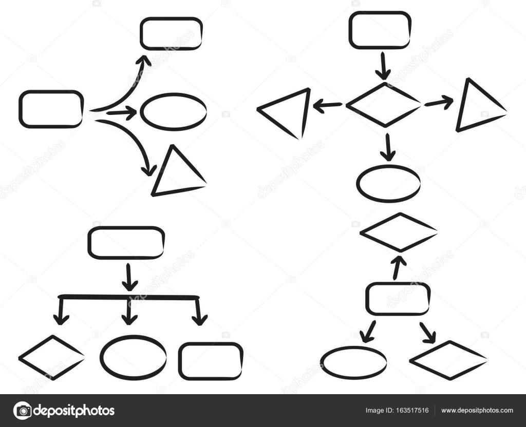 Work Flow Chart Symbol