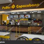 Counter In Fast Food Restaurant Pollos Copacabana Stock Editorial Photo C Jjspring 149369400