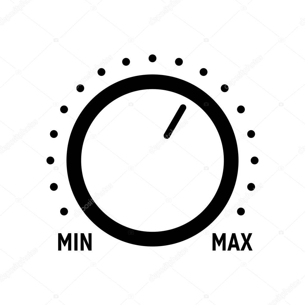 Og Regulator Icon Min Max