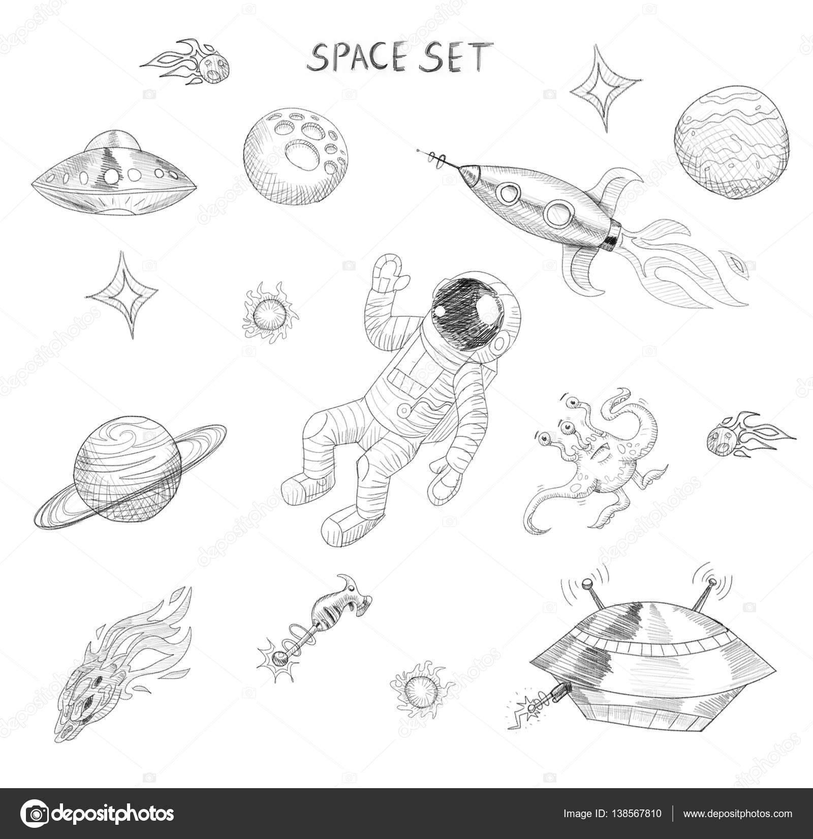 Drawing Of Space