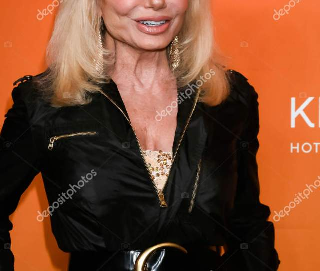 Actress Loni Anderson Stock Editorial Photography