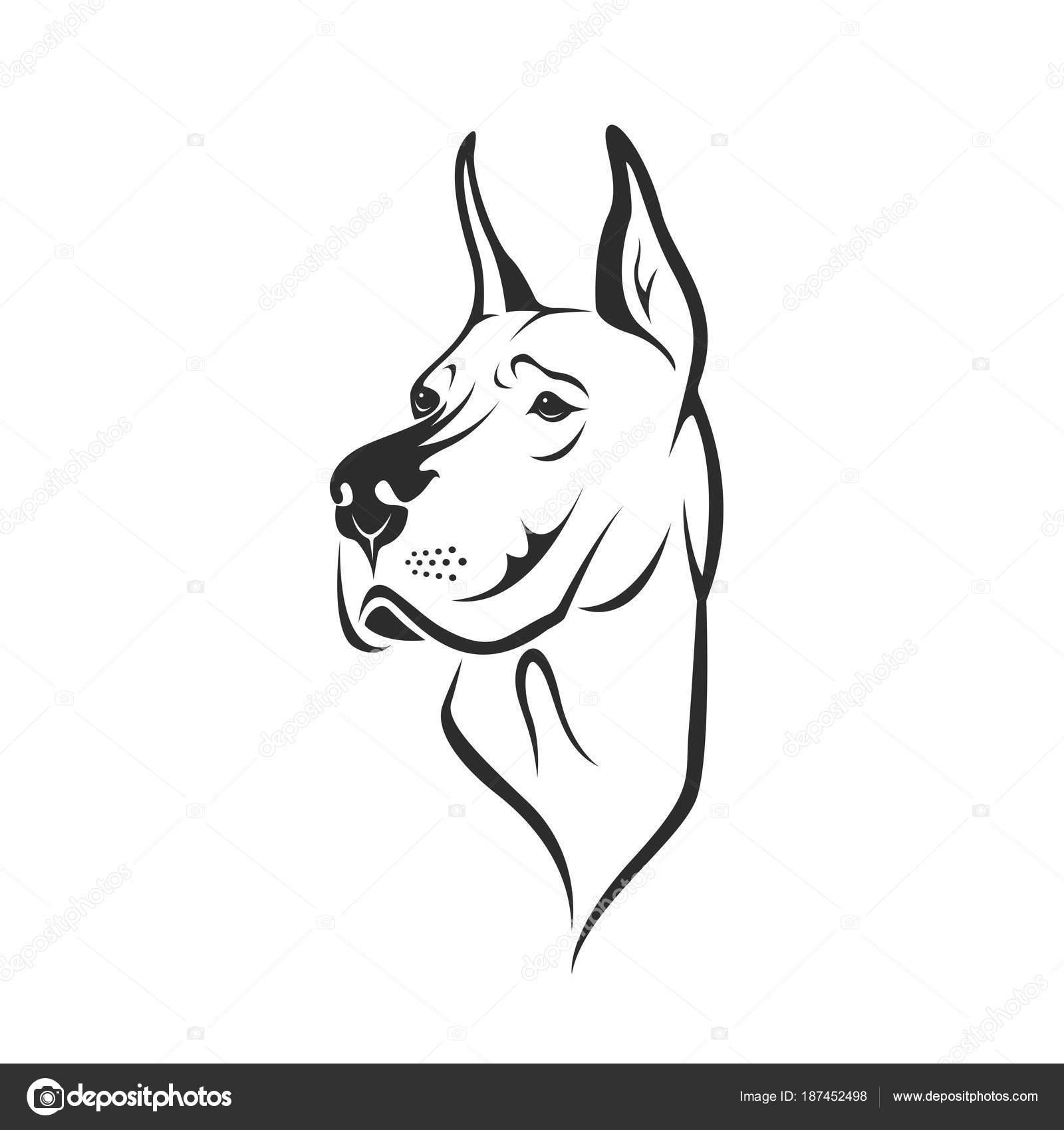 Imagenes Perros Dogos Para Dibujar