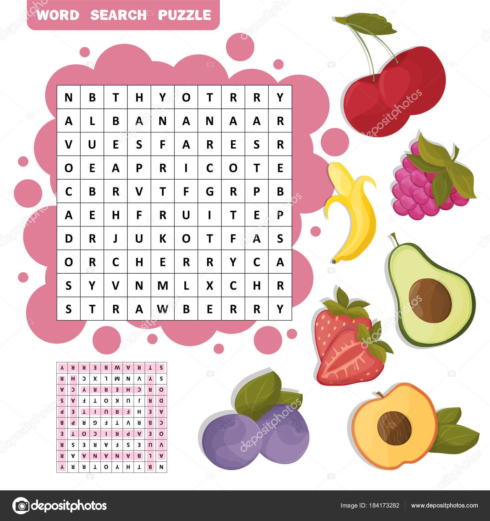Juegos Para Ninos Frutas Y Verduras En Ingles