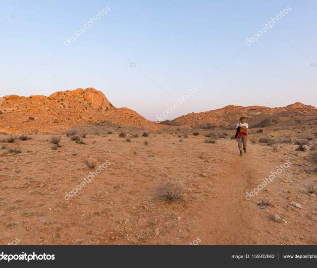 One Person Hiking In The Namib Desert Namib Naukluft National Park Namibia Adventure And Exploration In Africa Clear Blue Sky Photo By Fbxx