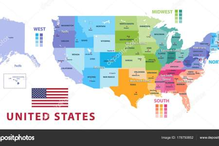 map regions of united states » Free Wallpaper for MAPS | Full Maps