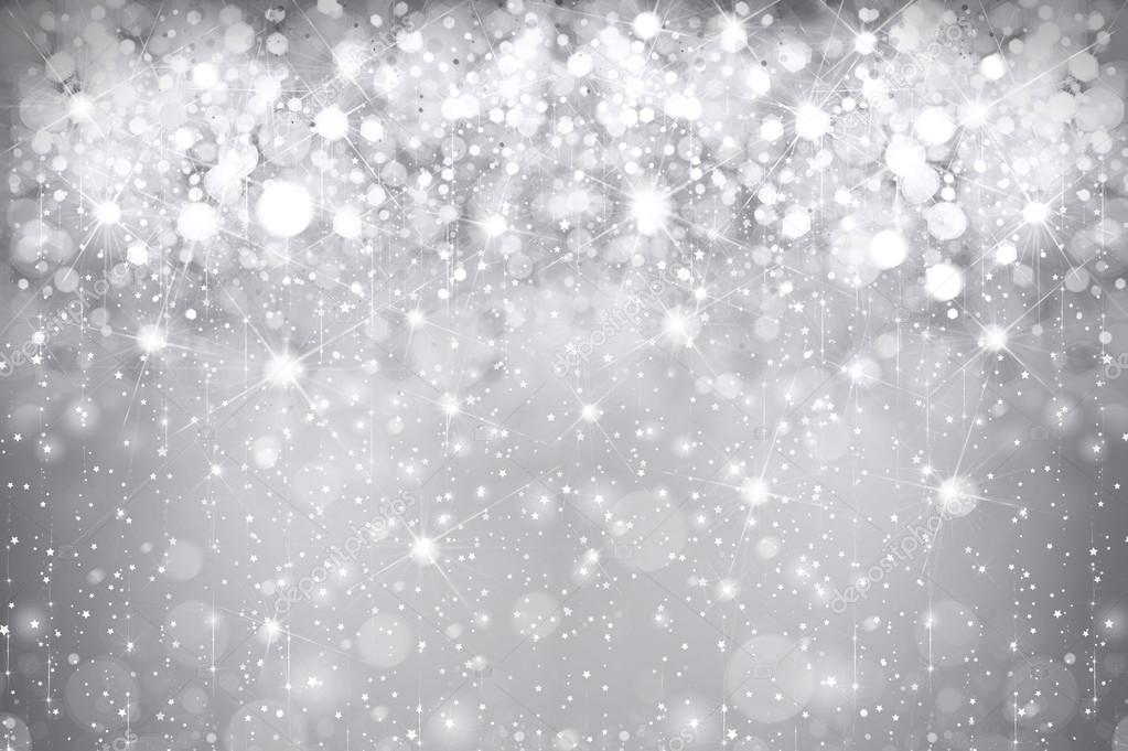 Background Sparkle Grey