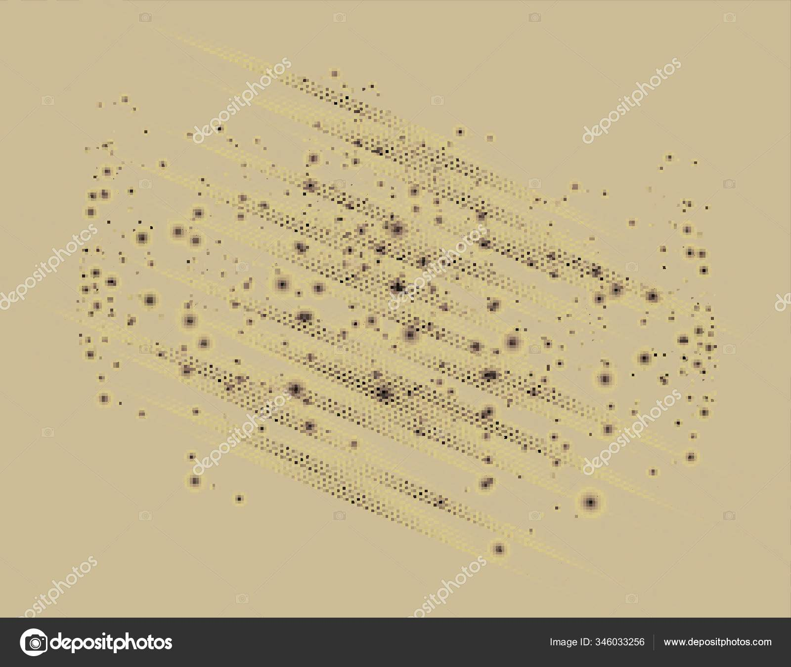 Abstract Background Glowing Rays Intersecting Futuristic
