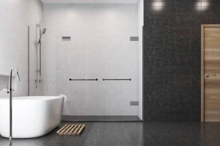Best Aanslag Tegels Badkamer Images - New Home Design 2018 ...