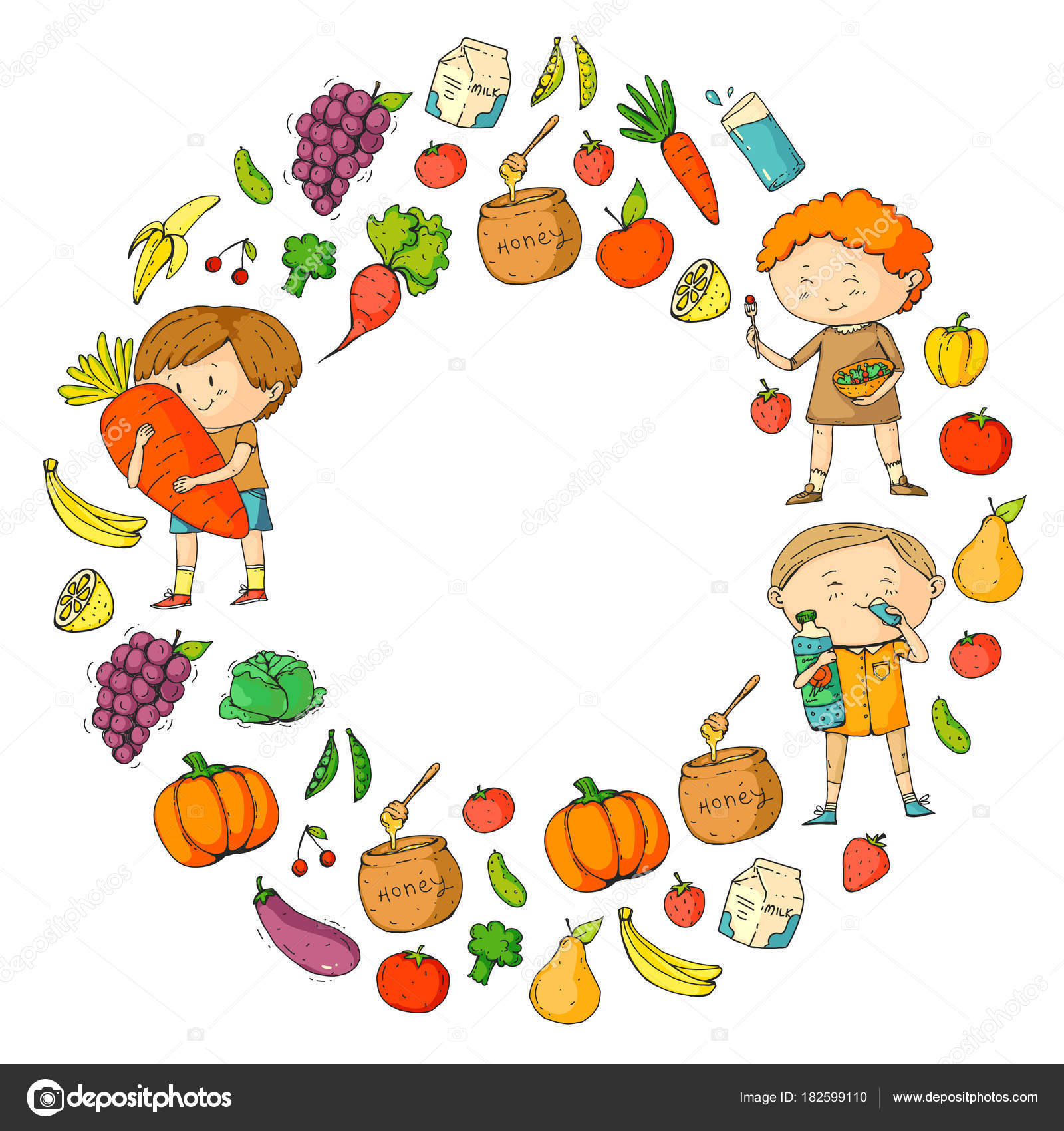 Pictures Healthy Food For Kids