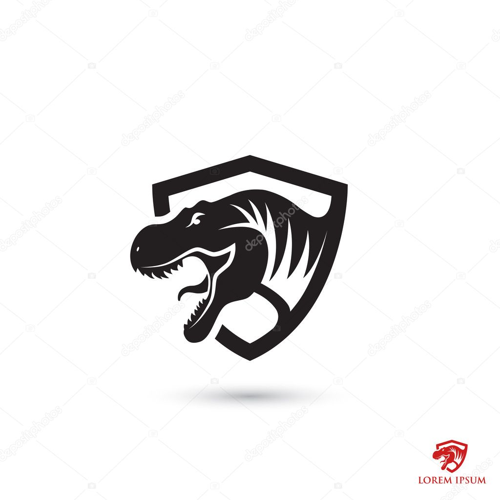 Rex Logo Shield
