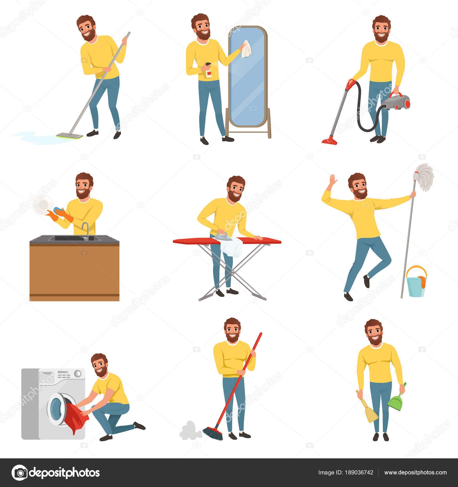 Household Tasks Worksheet