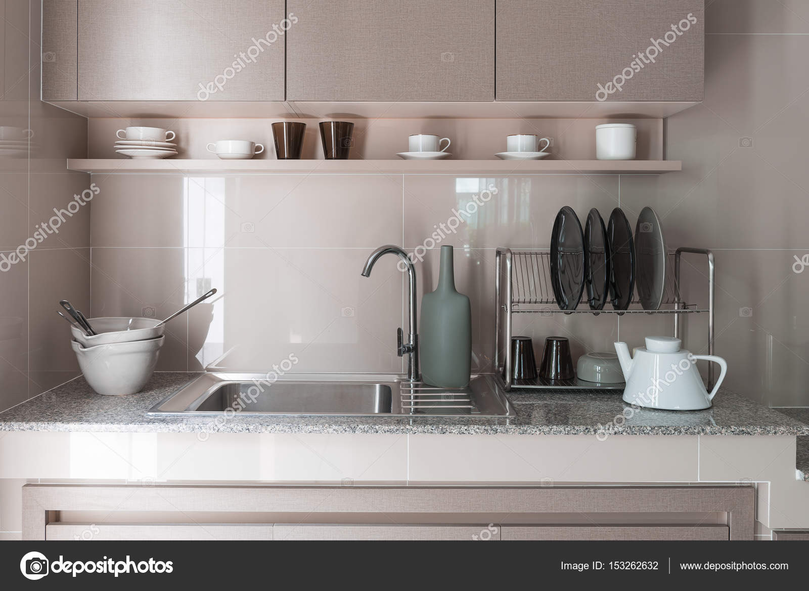 https depositphotos com 153262632 stock photo stainless steel sink with faucet html