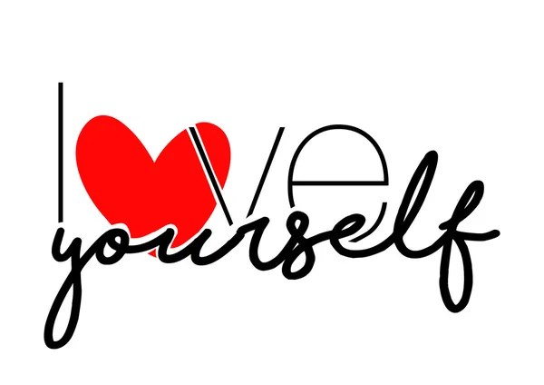 Download Love yourself Stock Vectors, Royalty Free Love yourself ...