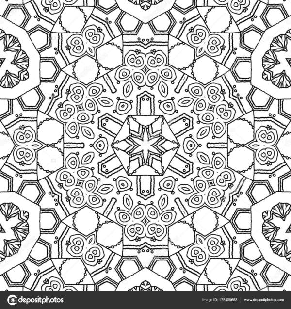 abstract coloring page # 84