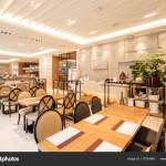 Modern Classic Hotel Cafe Stock Photo C Earlyspring 177553546