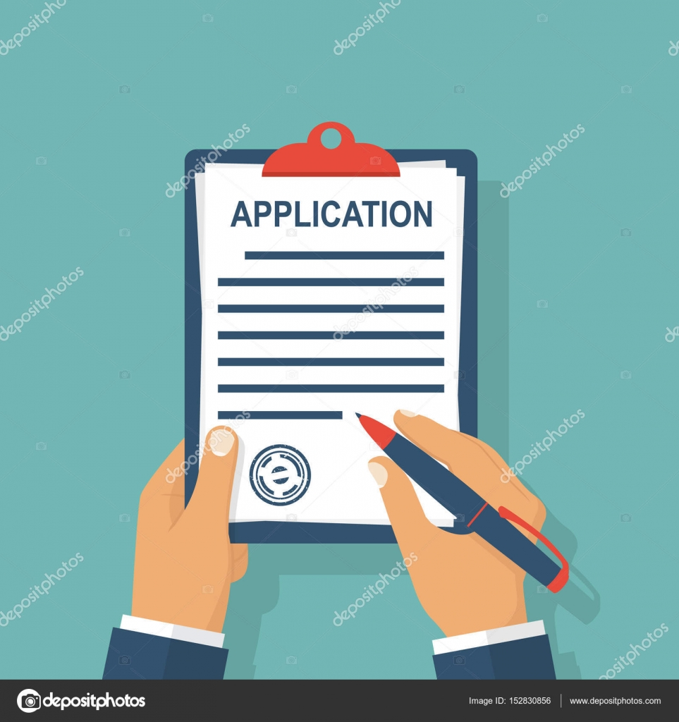 Application Form Write