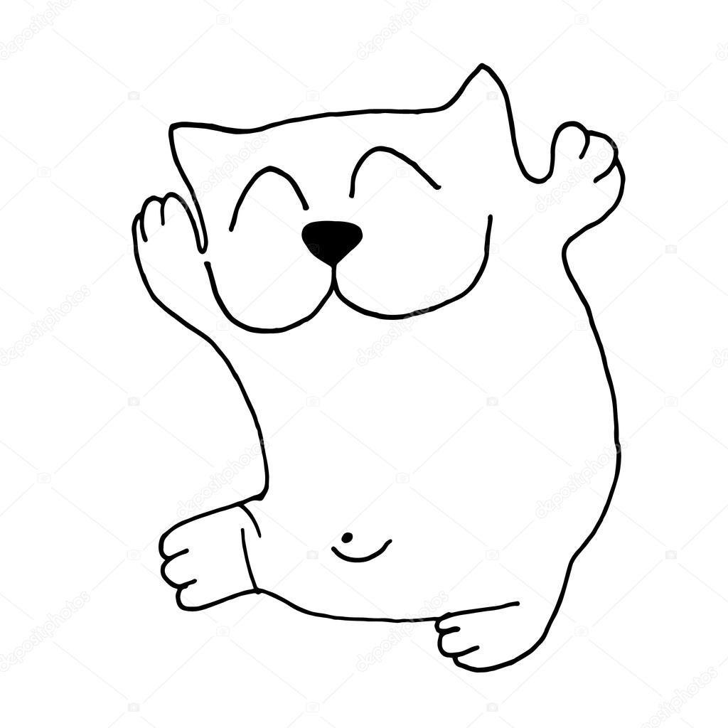 Cat Dash Symbols