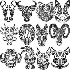 Resultado de imagen de zodiaco azteca