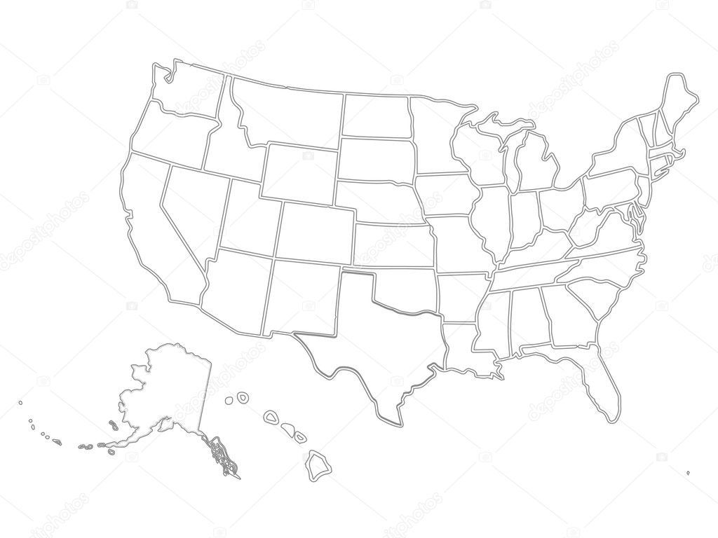 Descargar Doc Us Map Template