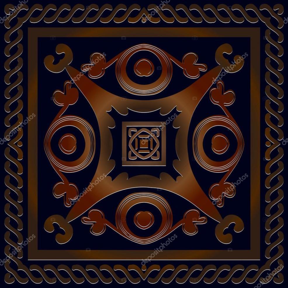 кельтские узоры рамка готический Lace татуировки кельтские плести