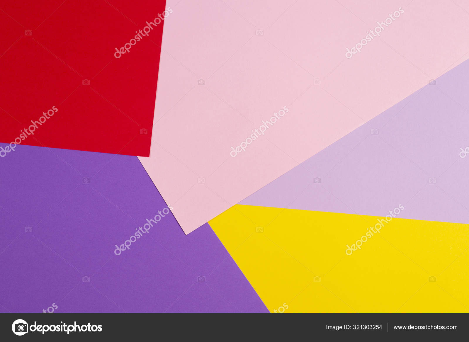 https fr depositphotos com 321303254 stock photo color papers geometry flat composition html