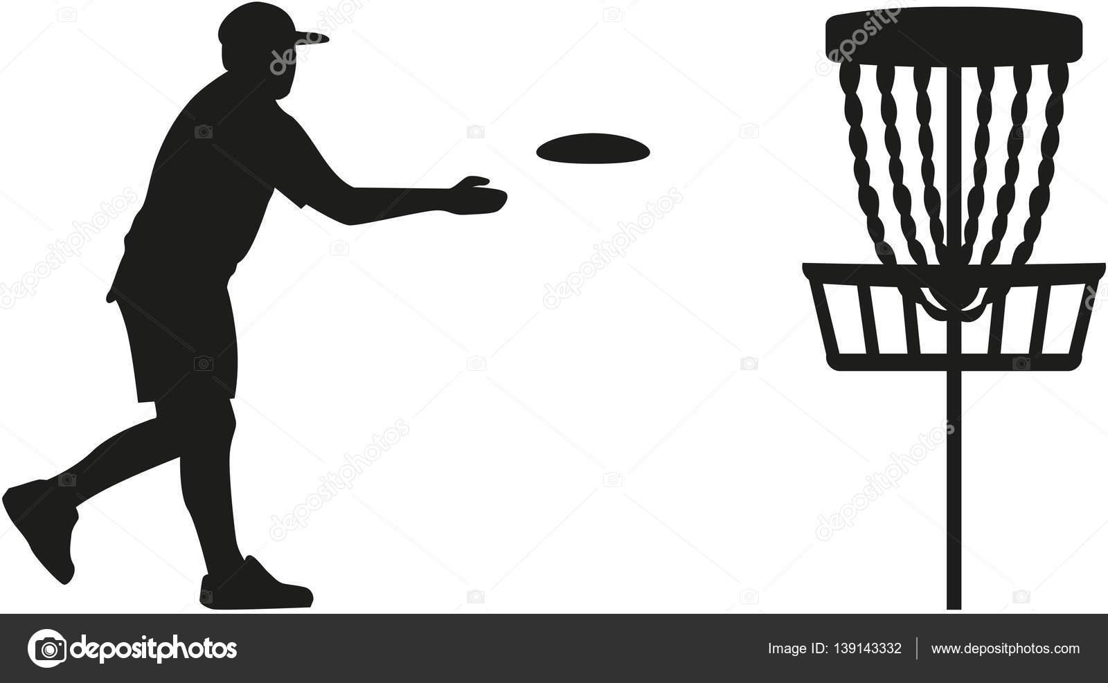 Disc Golf Player Hazet Disk Do Ko E