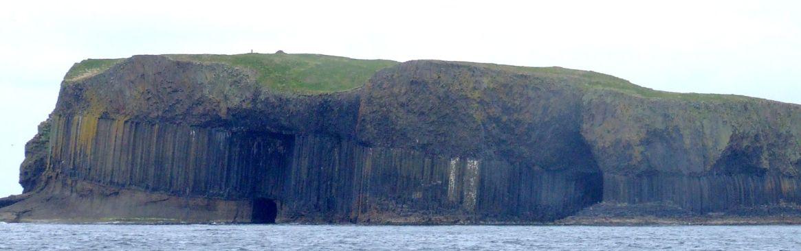 Fingal's Cave, islote de Staffa, Reino Unido