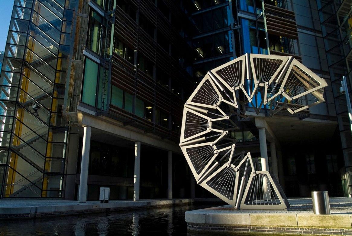 Puente sobre ruedas de Heatherwick Studio
