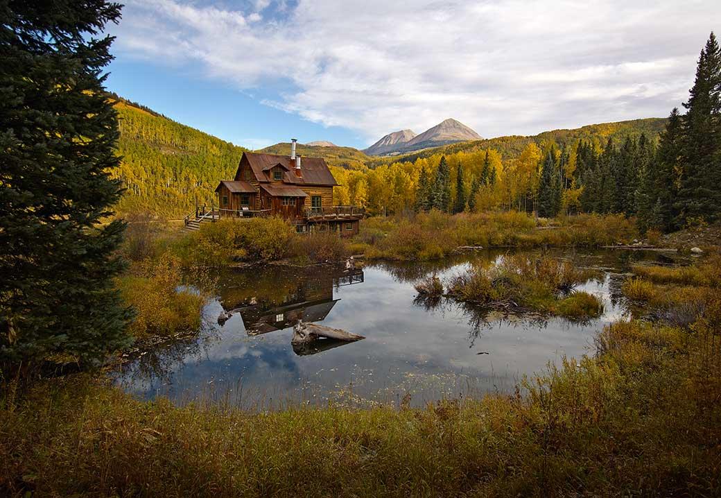 Dunton Hot Springs, Colorado