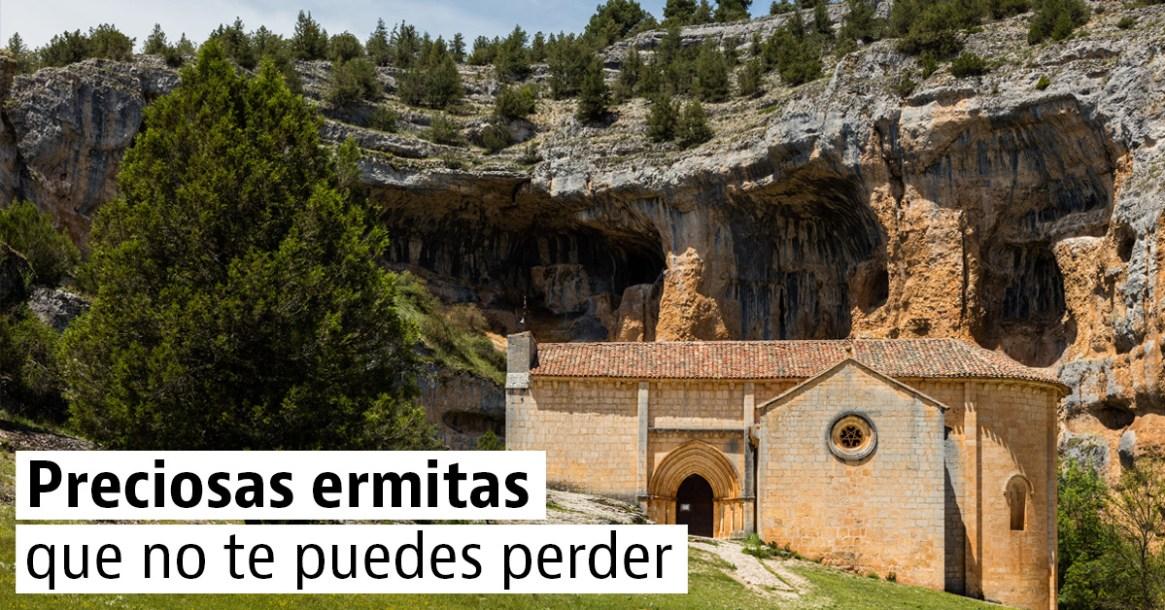 Ermitas espectaculares que merece la pena visitar