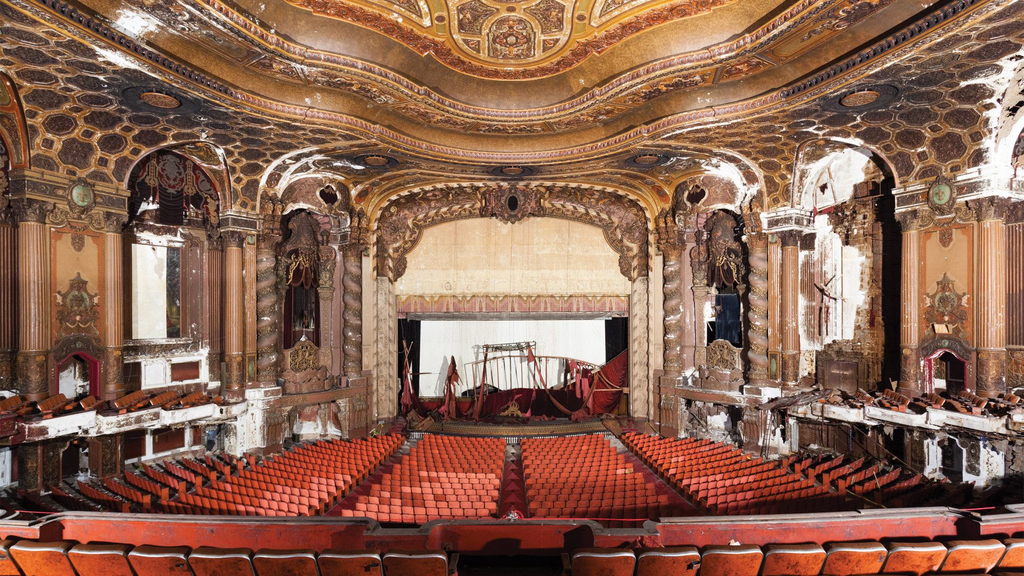 Drive Old Ny Theaters