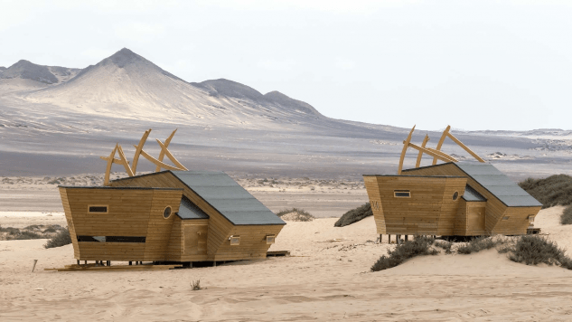 Shipwreck Lodge (Namibia)