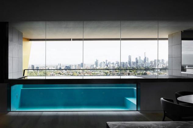 Vivienda privada en Melbourne