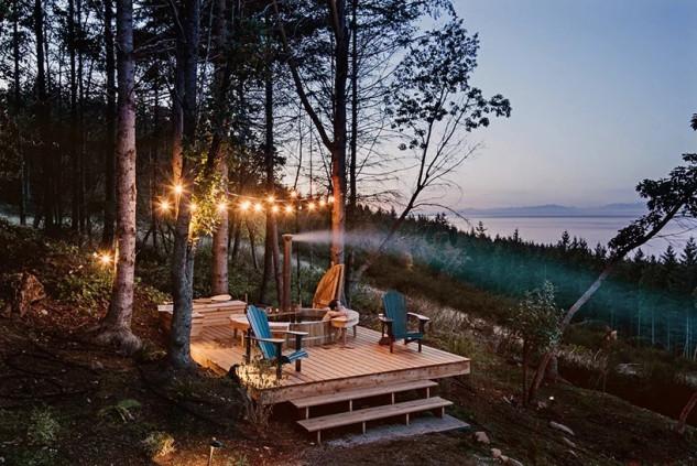 Para disfrutar de las noches de verano