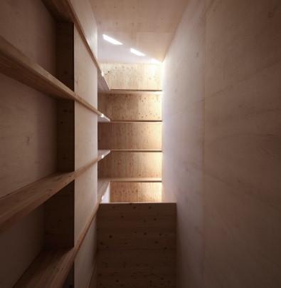 Diseñada por el japonés Katsutoshi Sasaki