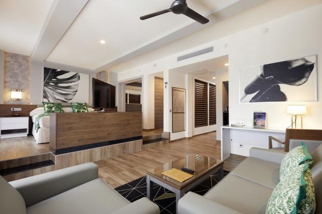 Una suite / RIU