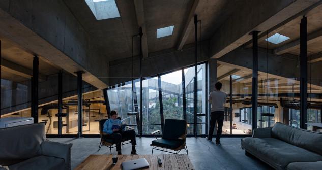 Los espacios de trabajo, también de diseño