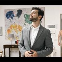 Spot Idealista 2018 testimonial ragazzo nudo
