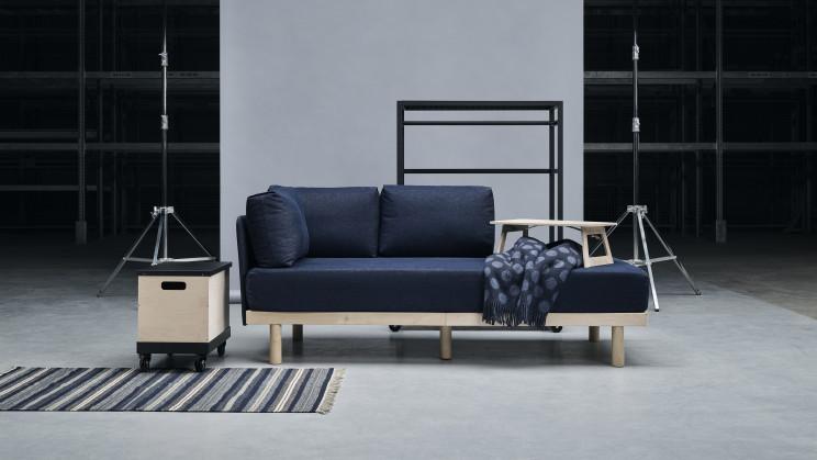 Ikea Ha Progettato Un Carrello Che Si Trasforma In Divano