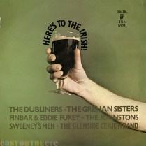 Heres To The Irish Transatlantic records